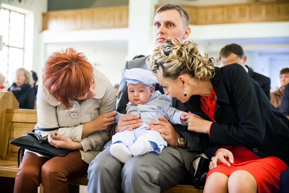 Chrzest Michasia www.fotogenic.pl